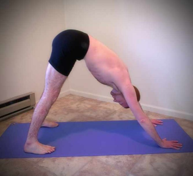 yoga poses for one person
