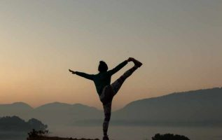 Ashtanga is a more physically intense form of yoga