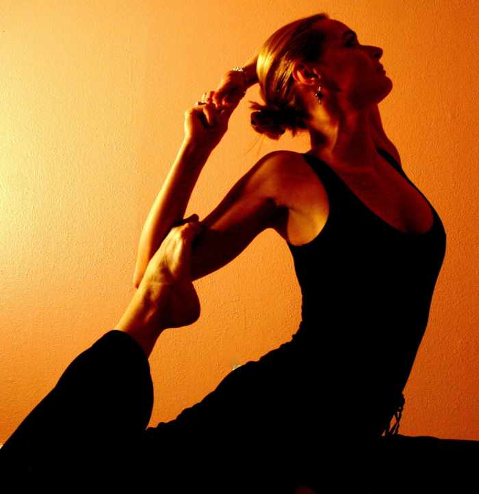 yoga challenge poses